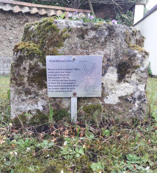 Dead womans stone
