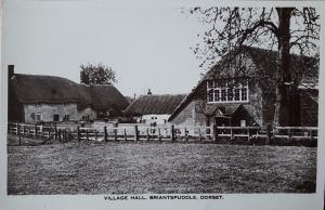 Centre of the village circa 1929