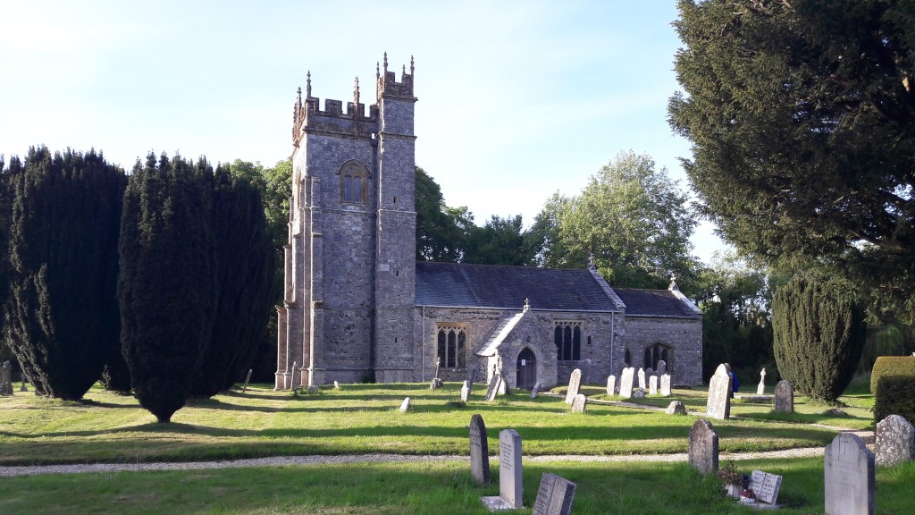 St Laurence's Church Affpuddle